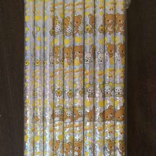Cute 2B Pencils from Japan (20pieces)