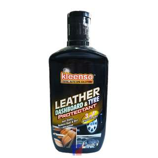 Kleenso Leather Dashboard & Tyre Protectant
