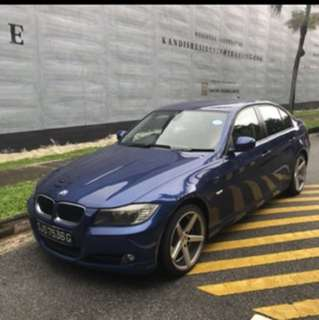 Bmw 318i for rental/lease