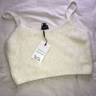BNWT Bardot knit cami top