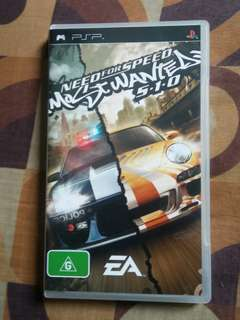 PSP UMD Need For Speed