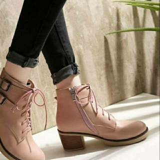 Ankle Boot Import Korea