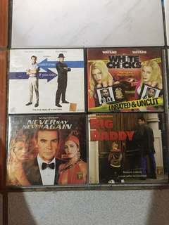 VCD (Movies)