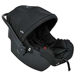 Joie Juva Car Seat Black Ink Travel System