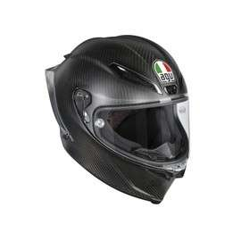 AGV Pista GP R Solid Matt Carbon
