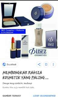 Inez all item diskon 25%