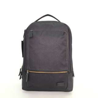 Authentic Tumi Harrison Webster Backpack - Brown
