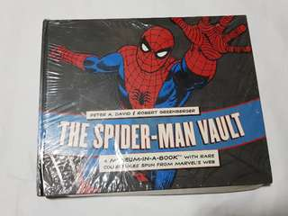 SPIDER-MAN VAULT MARVEL COMICS