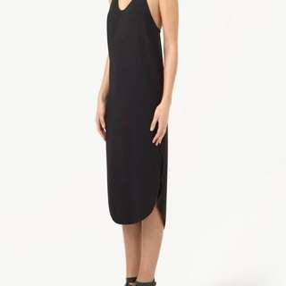 Aritzia Wilfred Colonne Maxi Dress