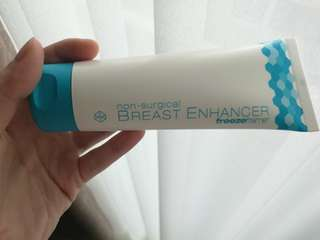 Freezeframe breast enhancer