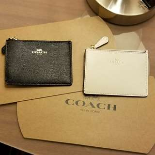 ❤️ Coach coin case x card holder❤️