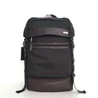 Authentic Tumi Kinser Flap Backpack