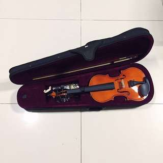 [Negotiable] Brand New Violin