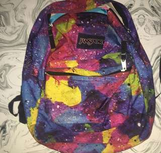 Jansport backpck