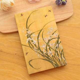 Chinese style notebook