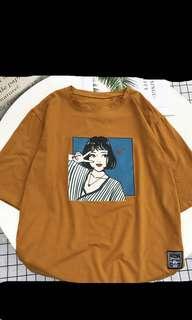 BN UNISEX Korean style tshirt