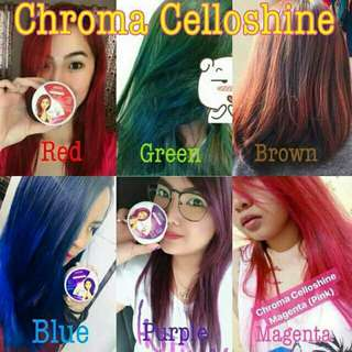 Chroma Celloshine Hair Color Treatment