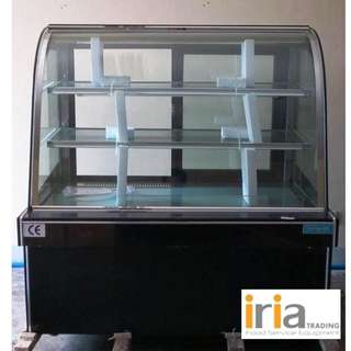 Cake Chiller 5ft. Curved Glass (Brand New)