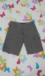 Kenneth Cole Cargo Shorts - Gray