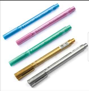 Metalic marker ( STAEDTLER)