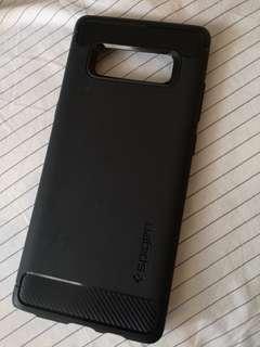 Samsung note 8    Spigen手機套