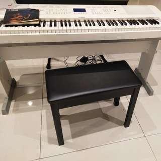 Yamaha digital piano dgx 660b bisa dicicil tanpa kartu kredit