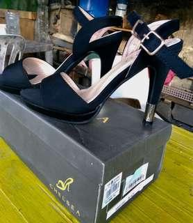 Chelsea sandals high heels