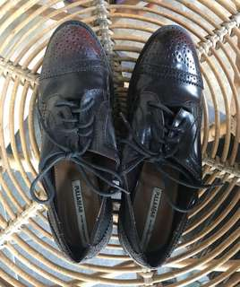 Pull & Bear oxford shoes #mausupreme