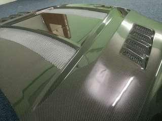 FRONT HOOD CF FOR TOYOTA HILUX