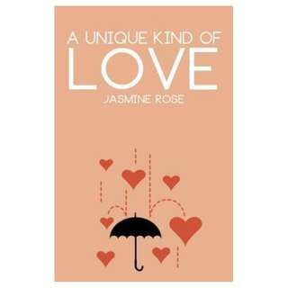 E-book English Novel - A Unique Kind of Love - Jasmine Rose