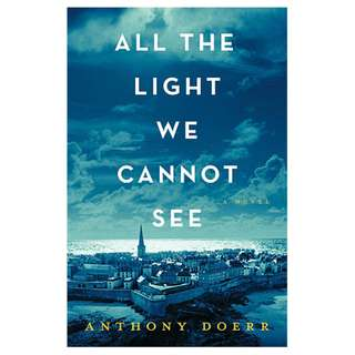 E-book English Novel - All the Light We Cannot See - Anthony Doerr