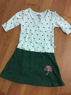 Baju Kurung Rompers