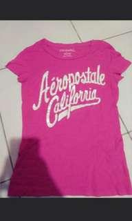 Authentic Aeropostale shirts