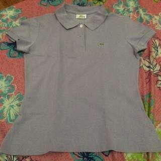Lacoste authentic poloshirt