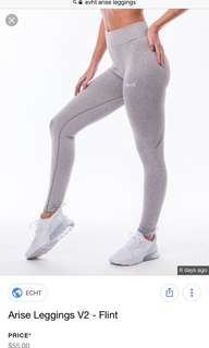 Echt arise leggings brand new