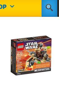 LEGO Star Wars Wookiee™ Gunship