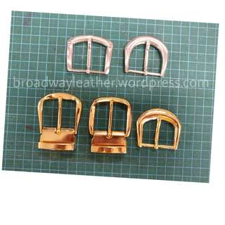 Buckles; DIY projects or replace broken buckle