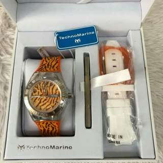 TECHNOMARINE from U.S.A