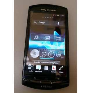 Sony Ericsson Xperia neo V (Blue Gradient)