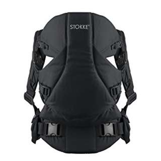 Stokke MyCarrier Front & Back Carrier (Black)