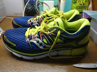 Saucony Triumph ISO size 10 Running Shoes