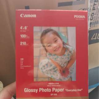 Canon GP-508 Glossy Photo Paper for inkjet Printers