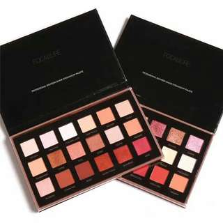 Open PO Focallure 18 Colors Eyeshadow