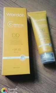 Wardah C-defence DD cream