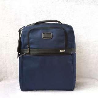 Authentic Tumi Slim Solutions Brief Backpack