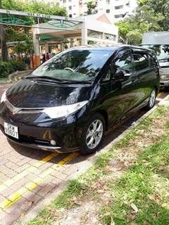 Toyota Estima 2.4 Auto Aeras 8-Seater