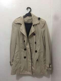 Stradivarius coat