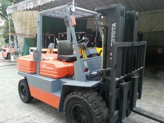 Reconditioned 4ton Toyota Forklift