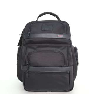 Authentic Tumi Backpack T-Pass - Black