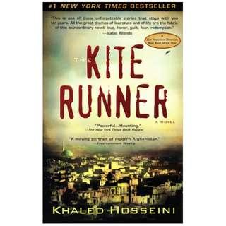 The Kite Runner (Khaled Hosseini)